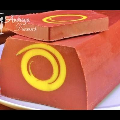 Sabonete De Argila Coral e Manteiga De Manga