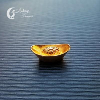 Barco da Riqueza Feng Shui - Mini