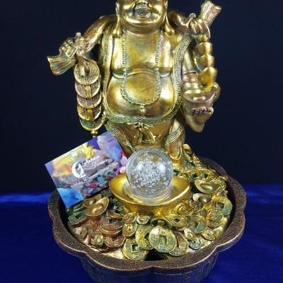 Fonte Buda Sorridente da Fortuna