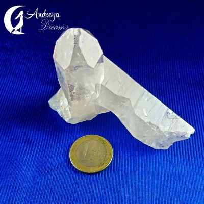 Drusa Quartzo Cristal