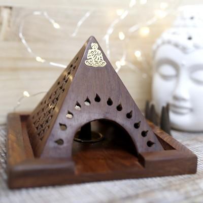 Queimador de Cones Pirâmide