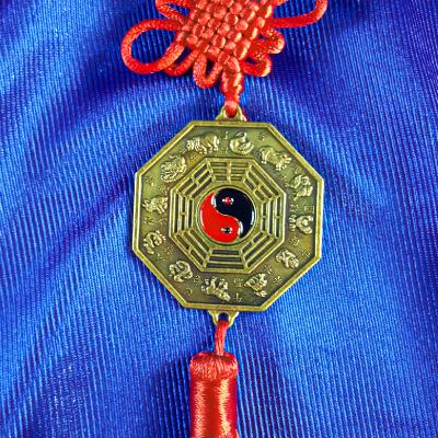 Pendente Baguá Feng Shui Dragão