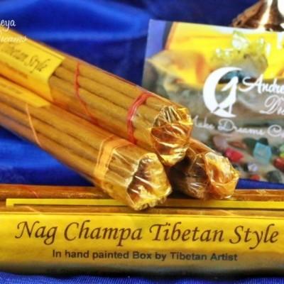 Incenso Tibetano NAG CHAMPA