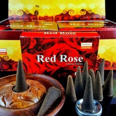Cones Rosa Vermelha - Premium