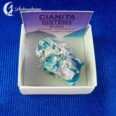 Cianite Azul 4x4