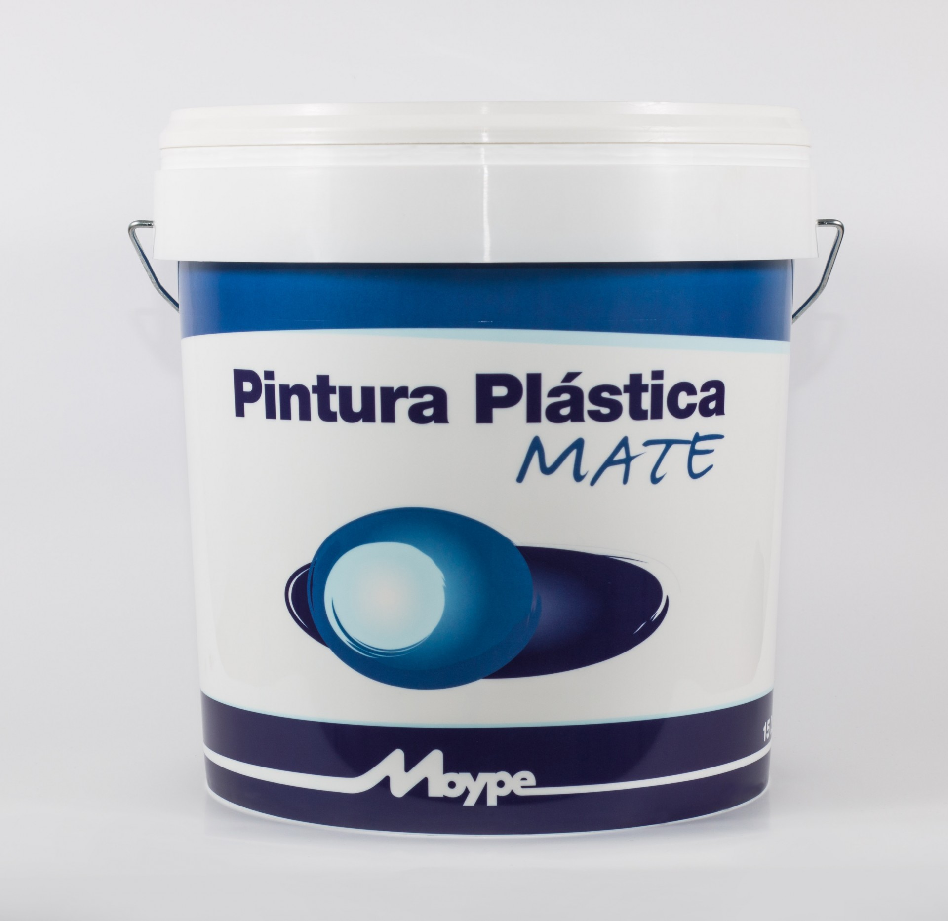 TINTA  MATE 100 AC BRANCO MATE INT/EXT 10 e 15 LT.