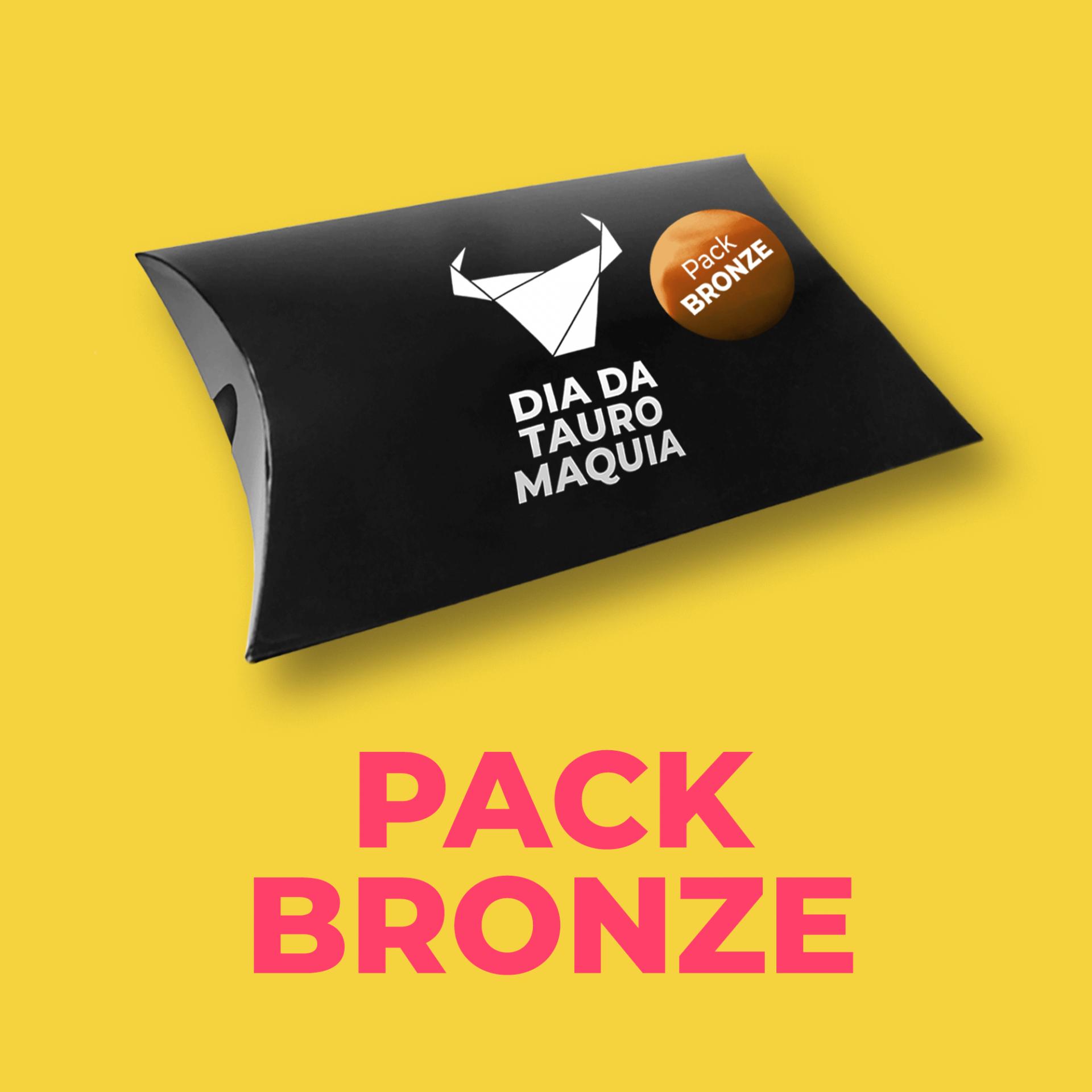 Pack Bronze (Dia da Tauromaquia)
