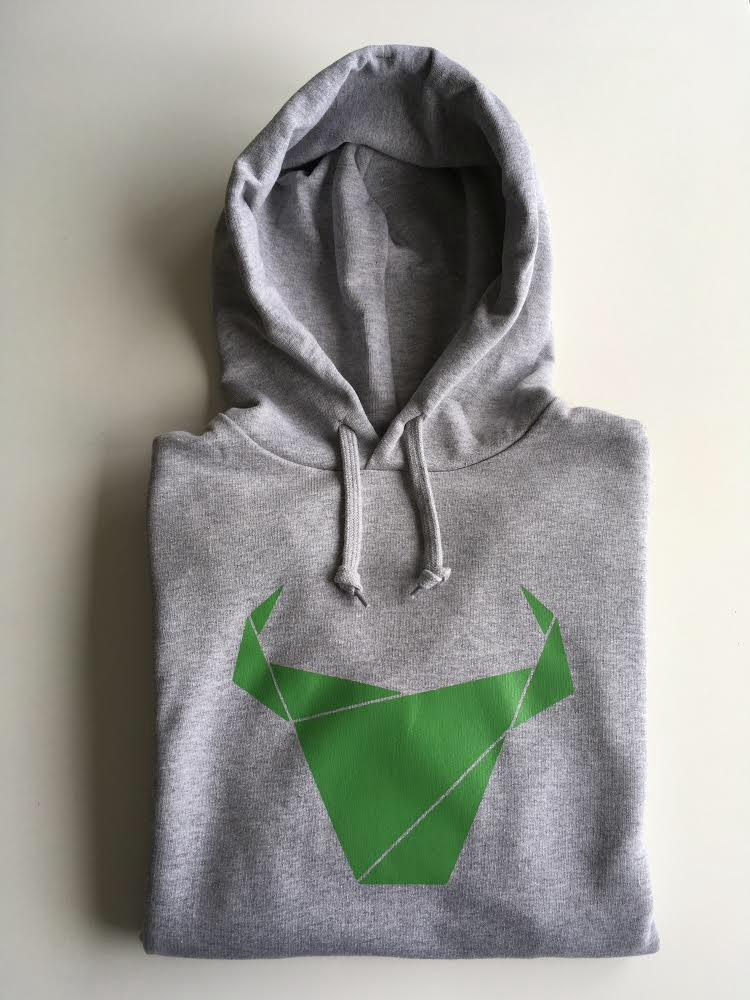 ESGOTADO Sweat / Verde / Unisexo