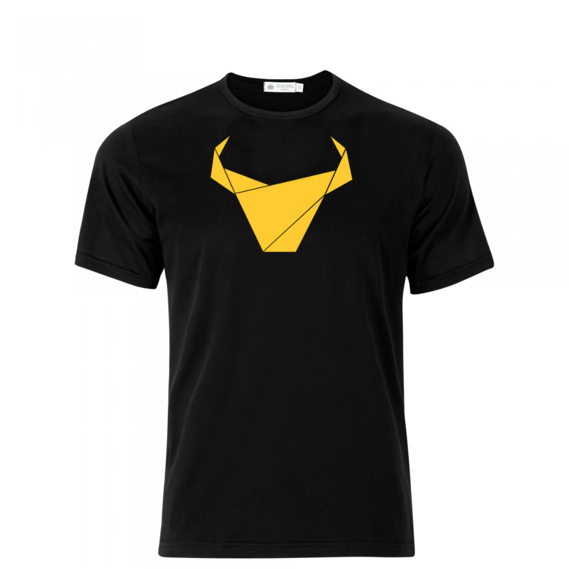 REEDIÇÃO T-Shirt Toiro / Homem / Preto