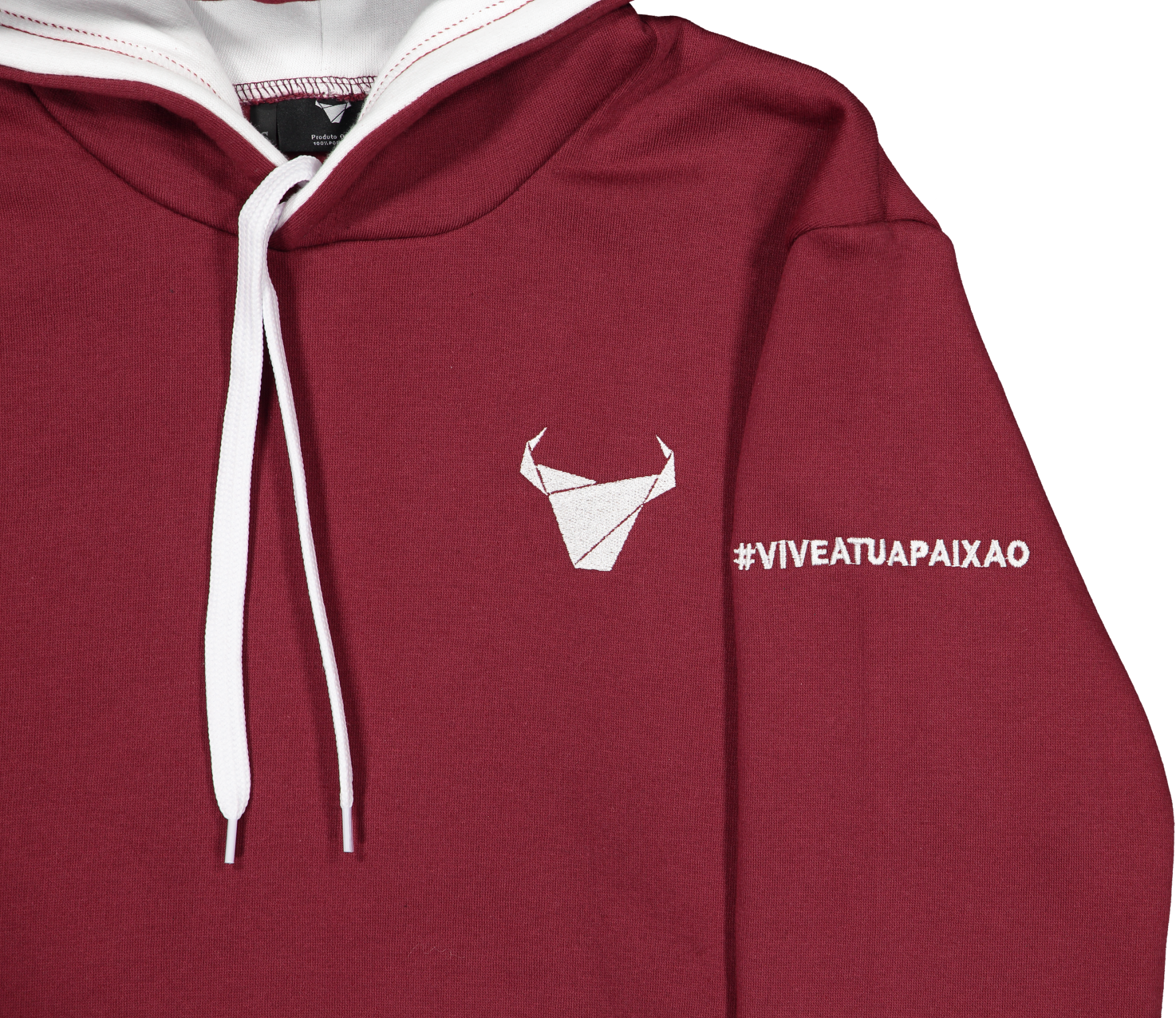 Sweat Toiro/Unisexo/Bordeaux