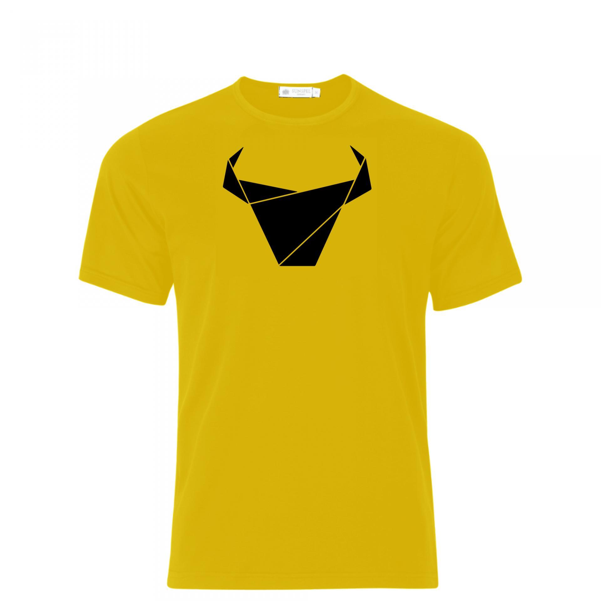 ESGOTADO T-Shirt Toiro / Criança / Amarelo