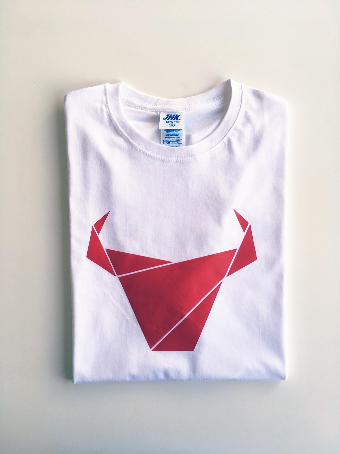 T-Shirt Toiro / Homem / Branco