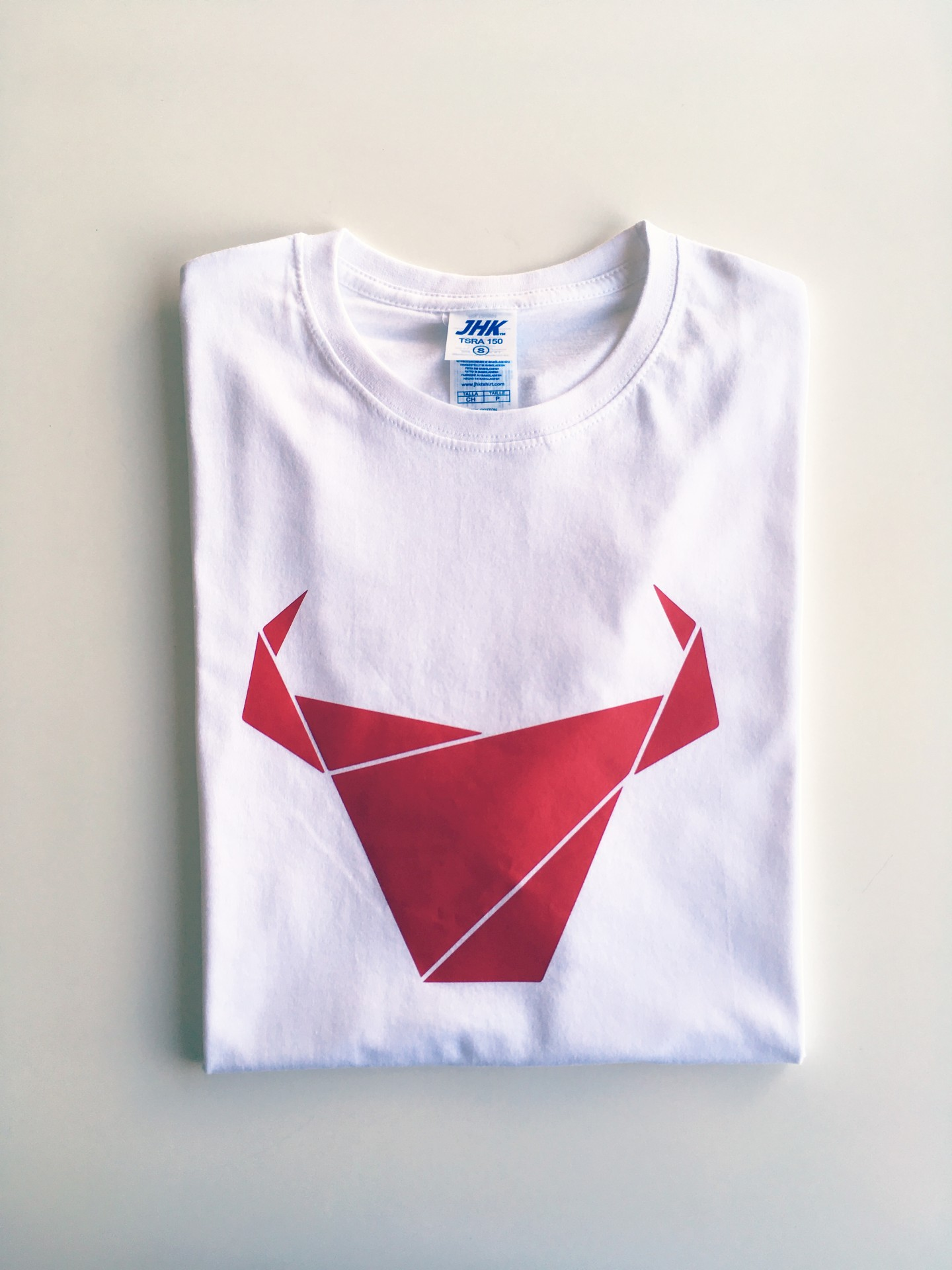 ESGOTADO T-Shirt Toiro / Mulher / Branco