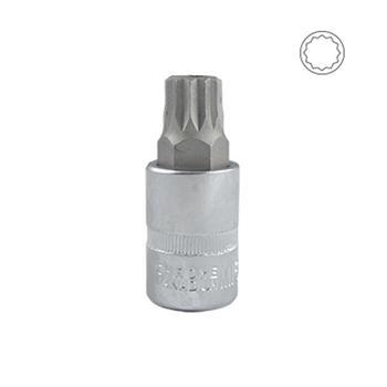 CHAVE PONTA 1/2'' XZN INVIOLÁVEL M16X58MM ESP.VAG 12029
