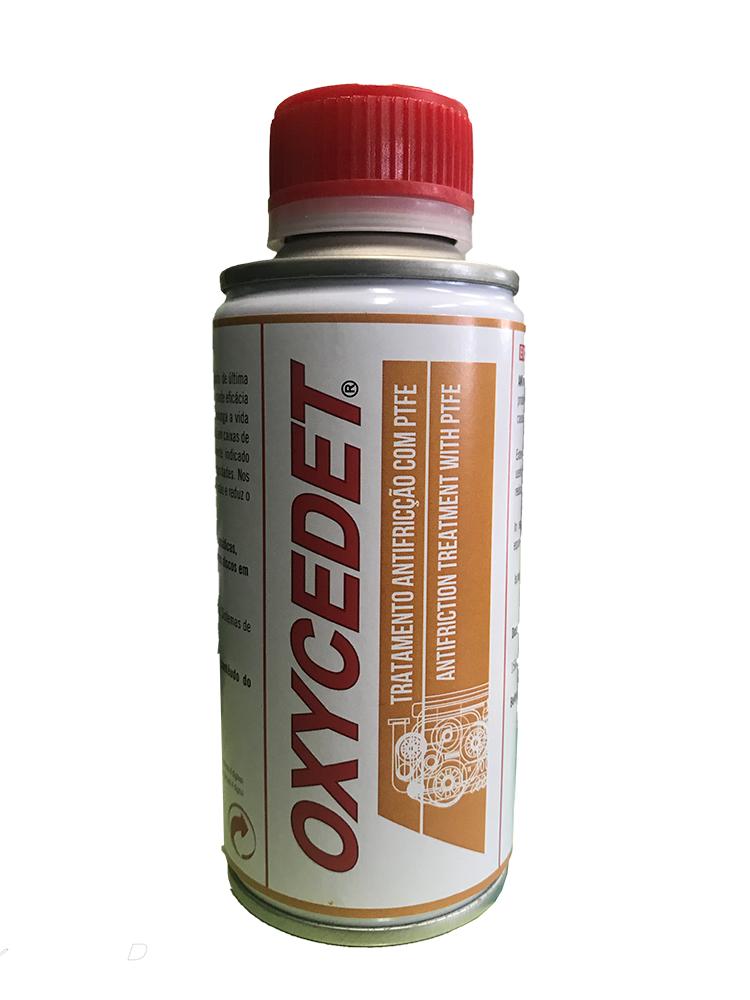 Tratamento Anti-fricção com PTFE 150ml Oxycedet (aditivo para juntar ao óleo)