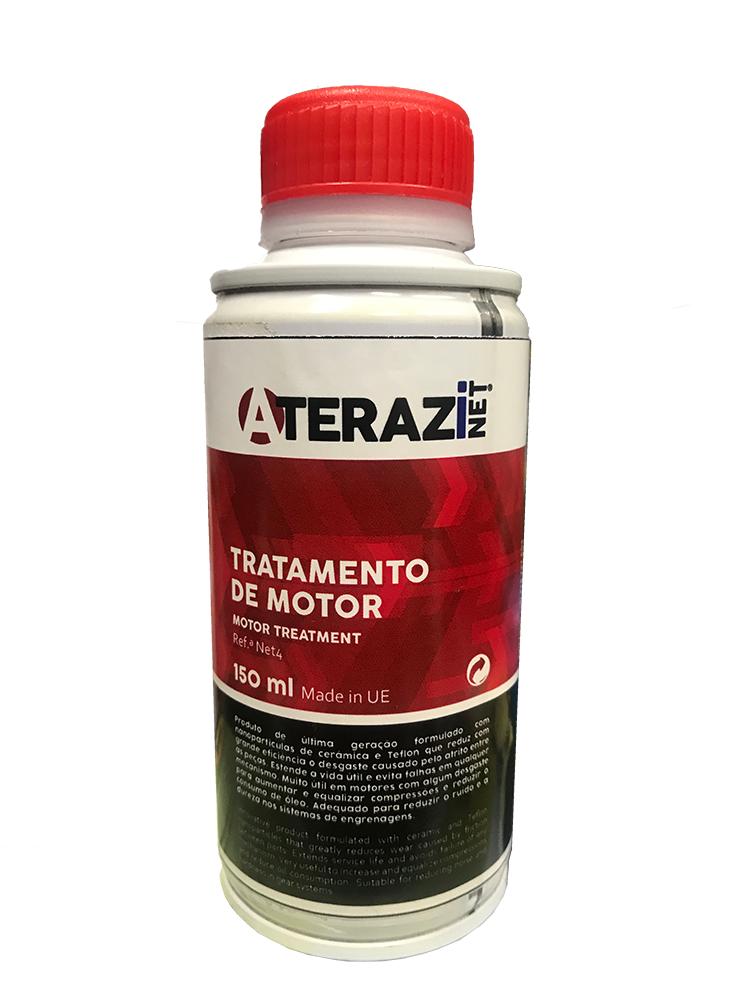 Aditivo Tratamento de Motores 150ml ATERAZINET NET4