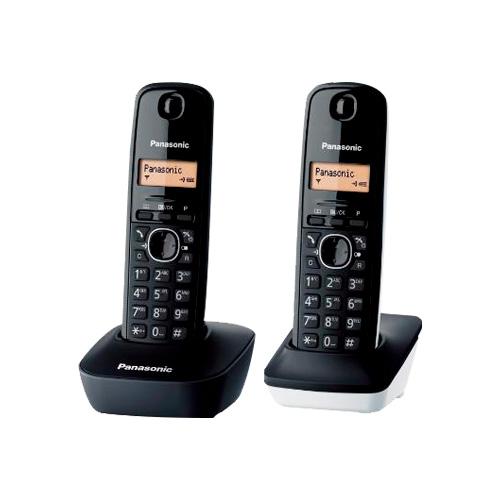 Telefone DECT Alcatel S250 Duo Preto M/ Livres
