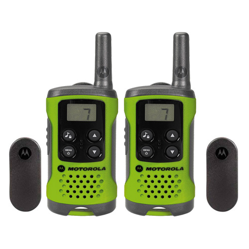 Par walkie talkies MOTOROLA T41 PMR446