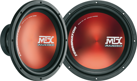 MTX TR12-04 | Subwoofer 300mm | 600W