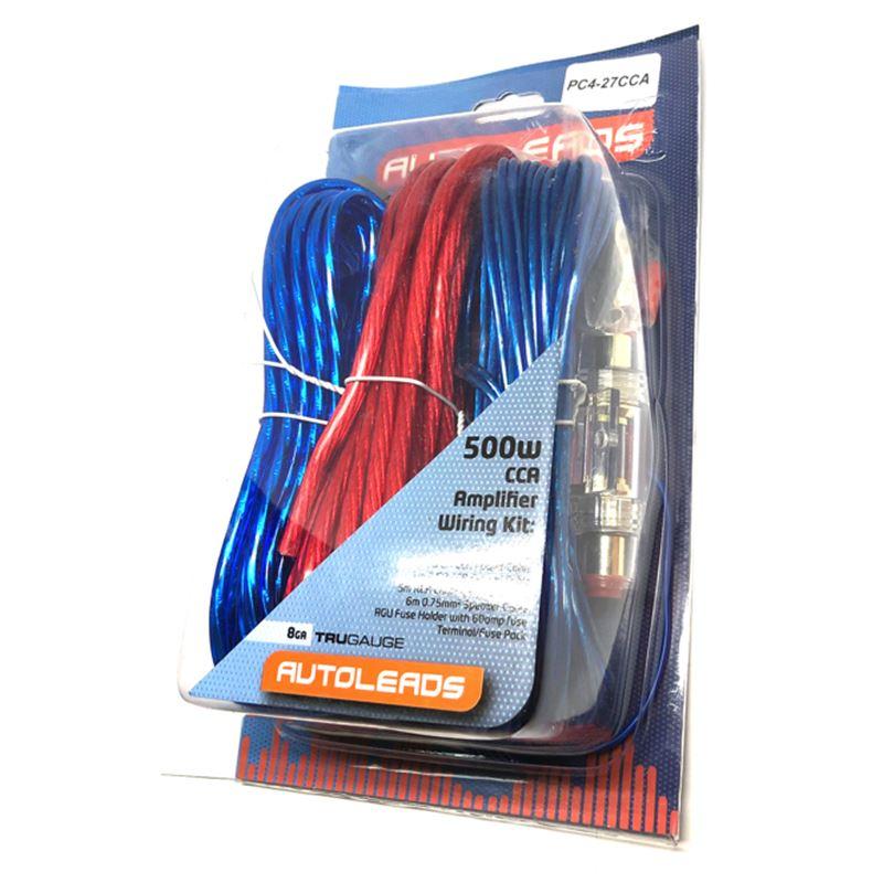 Kit de Instalação Amplificadores 500W PC427CCA