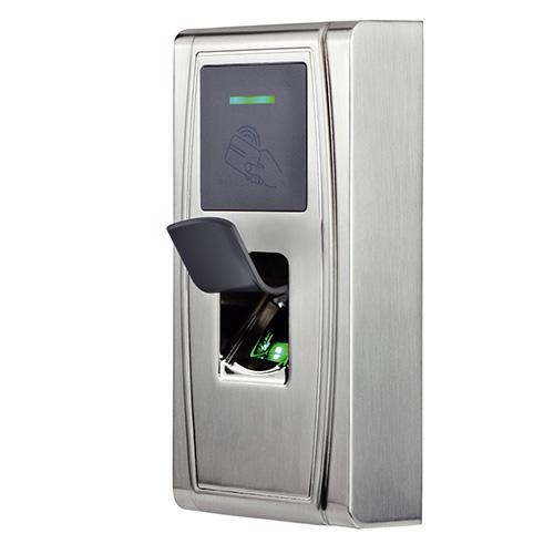 Terminal biométrico anti-vandalismo Golmar com voz e bluetooth GM-BIOPROX 700 BT