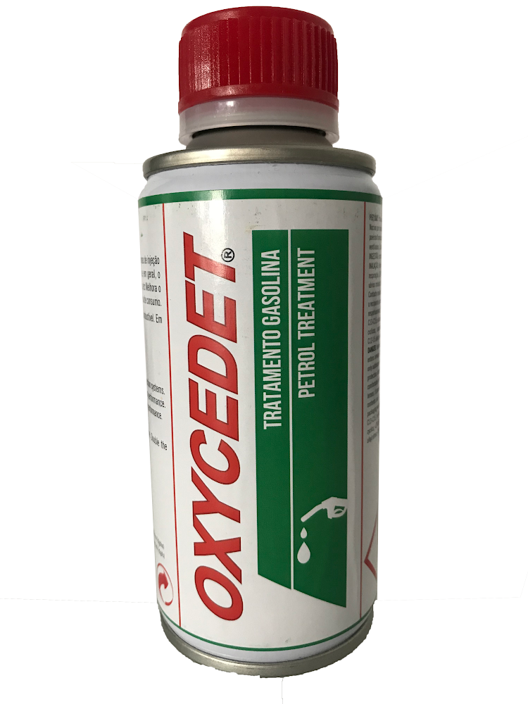 Tratamento Gasolina Oxycedet 150ml OTG (aditivo para juntar na gasolina)