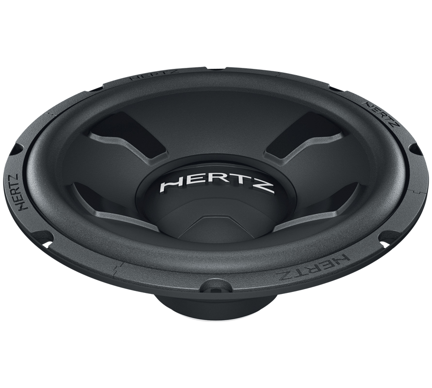 SUBWOOFER HERTZ DIECI 250mm 600W DS25.3