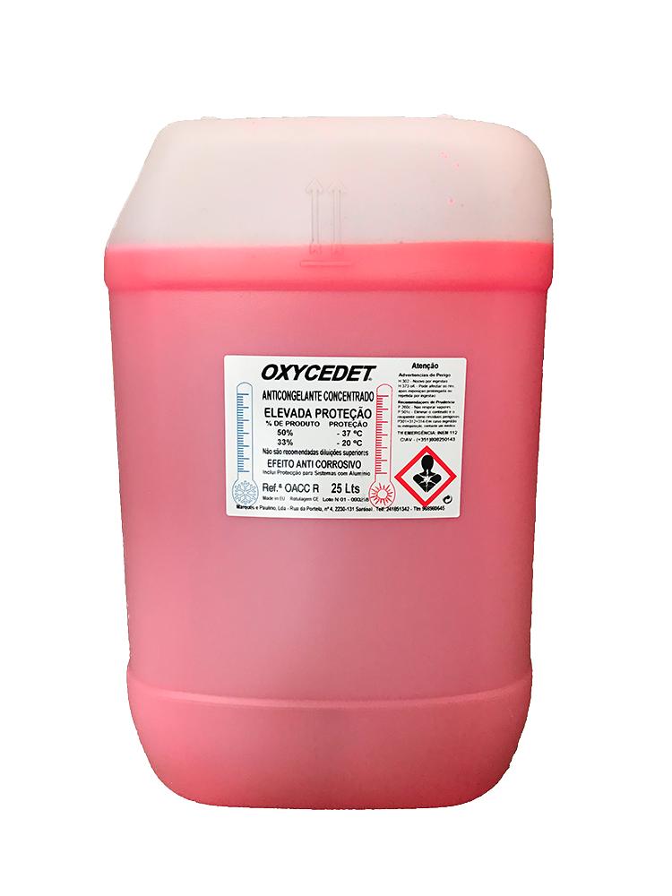 Anticongelante Concentrado 25L OACC25R