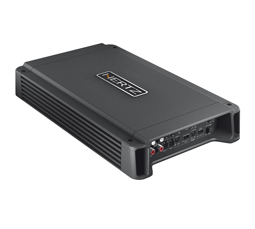 Amplificador 4 Canais Hertz 4X95W HCP4