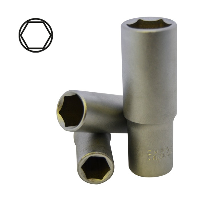 """Chaves de 3/8"""" Hex de 65mml (10-20mm)"""