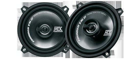 MTX TX250C | Colunas coaxiais 2 vias | 130mm | 220W