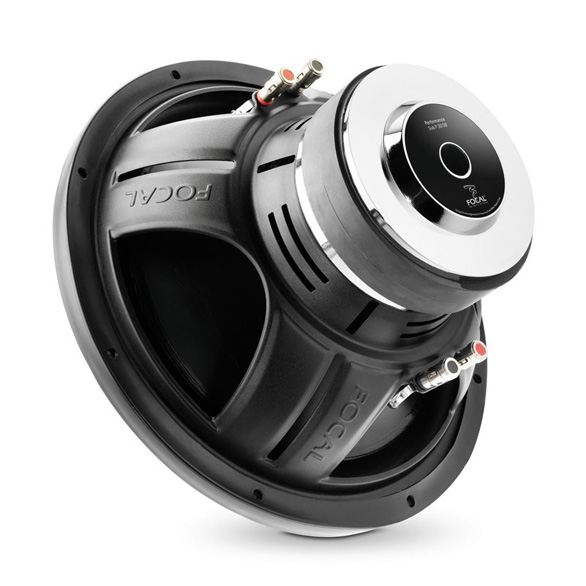 "SUBWOOFER FOCAL PERFORMANCE DE 12 ""(30CM) 2X4 ohms P30DB"