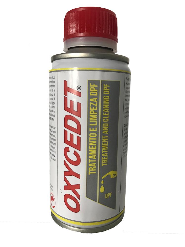 Limpeza de Filtro de Partículas Oxycedet (aplicação no combustível) OTDPF