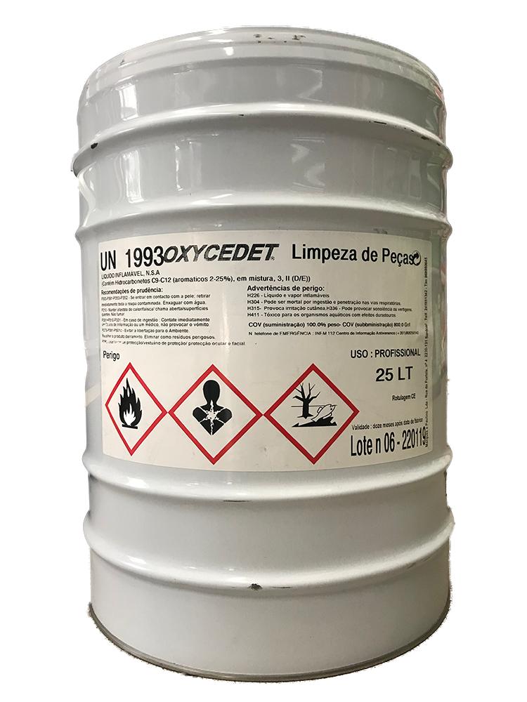 Liquido de Limpeza de Peças 25L OLMP25