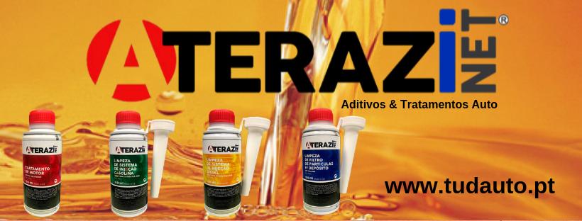 Aditivos para Automóveis ATERAZInet - Formula inovadora