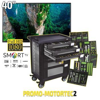 SERIE ESPECIAL CARRO 52705 + TV 40
