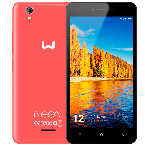 Weimei Neon 4G Duplo Whatsapp Dual Sim Livre Vermelho WEI20NEONLR