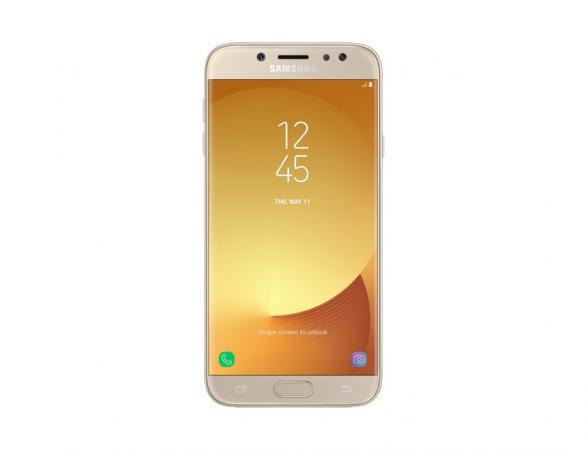 Samsung J7 2017 4G Dual SIM Dourado SAMJ720174GDO