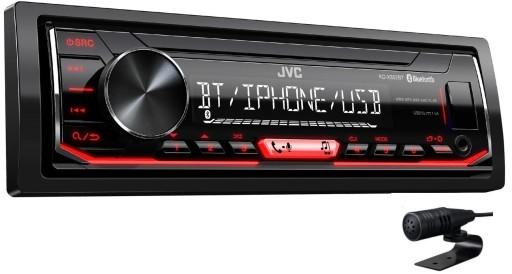 JVC KDX-352BT Auto-Radio Sem Mecanismo USB/BLUETOOTH
