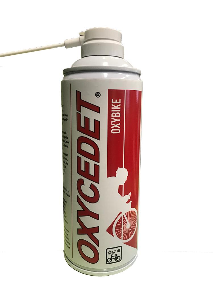 Tratamento Anti-fricção em spray Oxycedet 400ml OXYBIKE