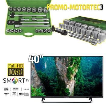 SERIE ESPECIAL AUTOCLÉ + TV 40