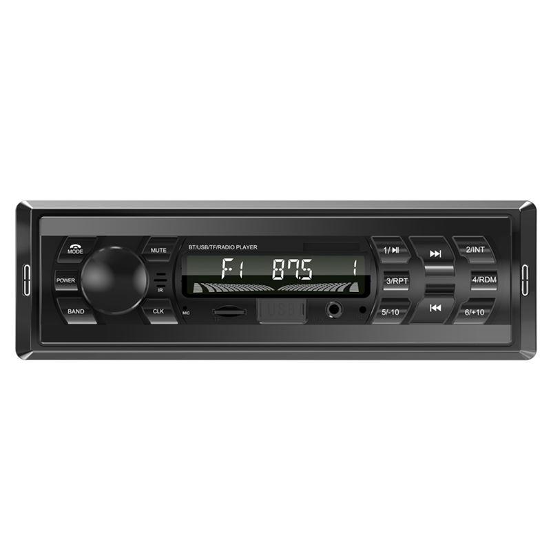 Autorrádio  sem mecanismo LK USB SD JACK FRONTAL MP3 LK1118AB
