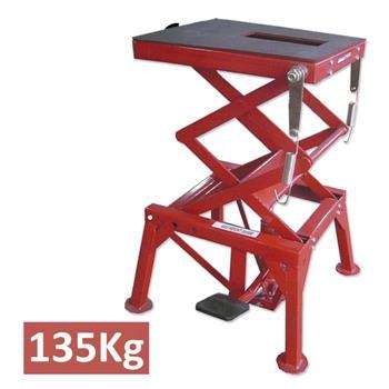 MESA HIDRÁULICA PARA MOTAS 135KG 51750