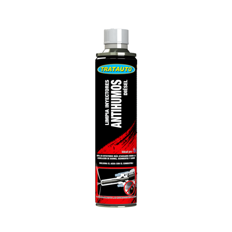 LIMPA INJECTORES DIESEL 300 ml TRATAUTO 7461