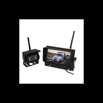 Monitor com câmera sem fios de alta qualidade