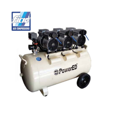Compressor de ar silencioso POWERED PWB100S