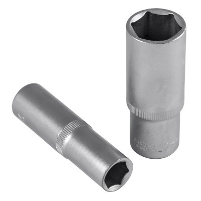 "Chaves de 1/2"" Hexagonais Longas de 75mm (14-22mm)"
