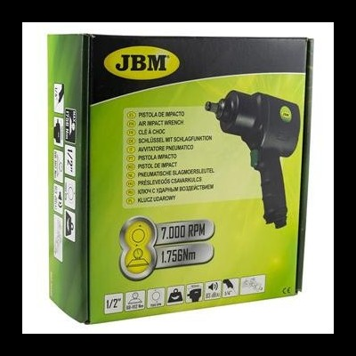 "PISTOLA IMPACTO JBM 1/2"" (1756NM) 53520"