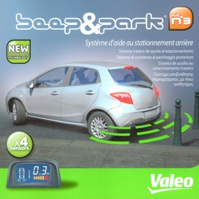 Kit Park VALEO sensores+display