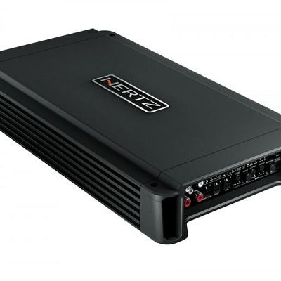 Amplificador 5 Canais Classe D Hertz 4X105W + 1X330W HCP5D